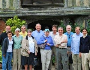 Great Dixter group