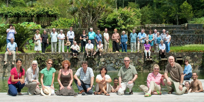 Garden History Society, Brazil, 2008