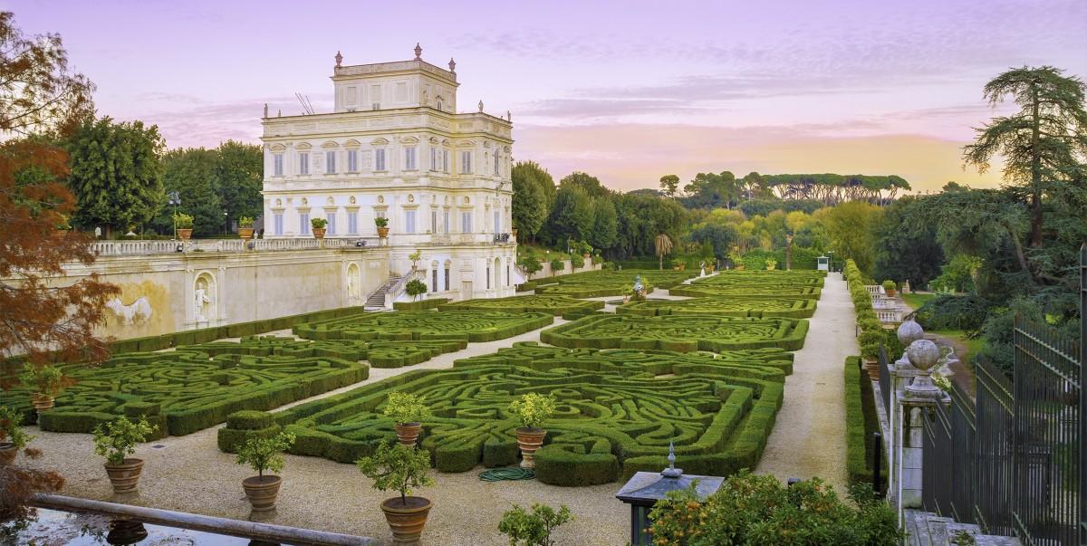 Villas And Gardens Of Lazio And Rome Jeff Sainsbury Tours